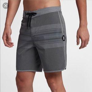 Hurley Yesterday Board Men's Short Grey AUTHENTIC